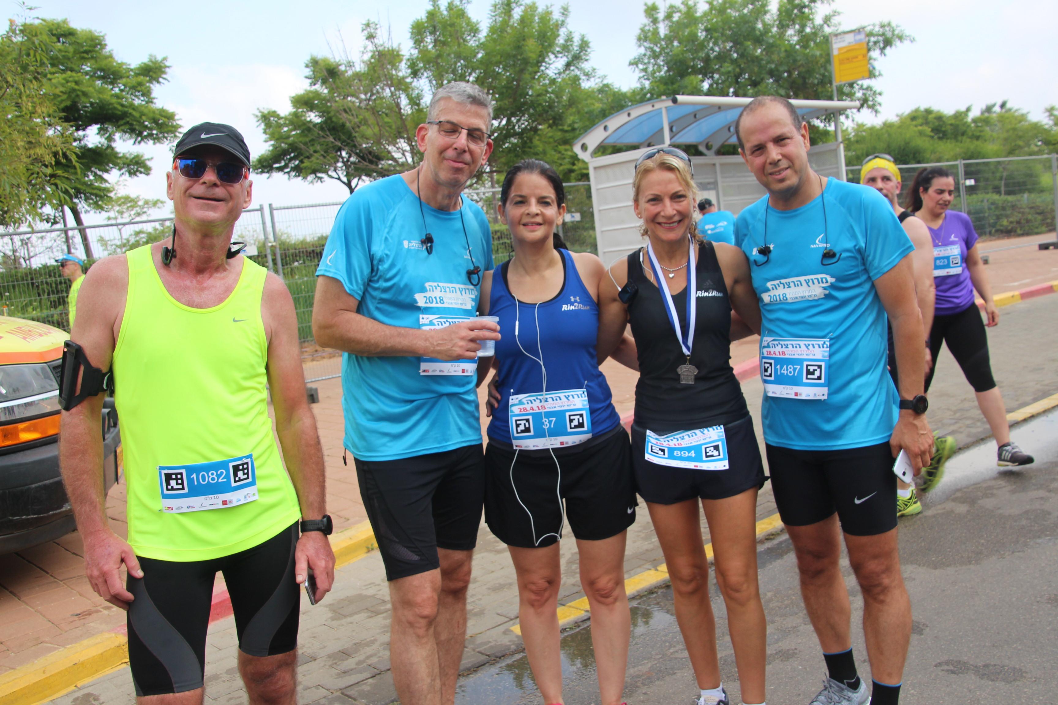 הטבות המשתתפים במרוץ הרצליה 2019