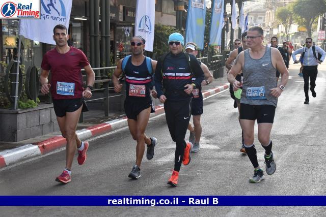 מלון מרתון טבריה 2019